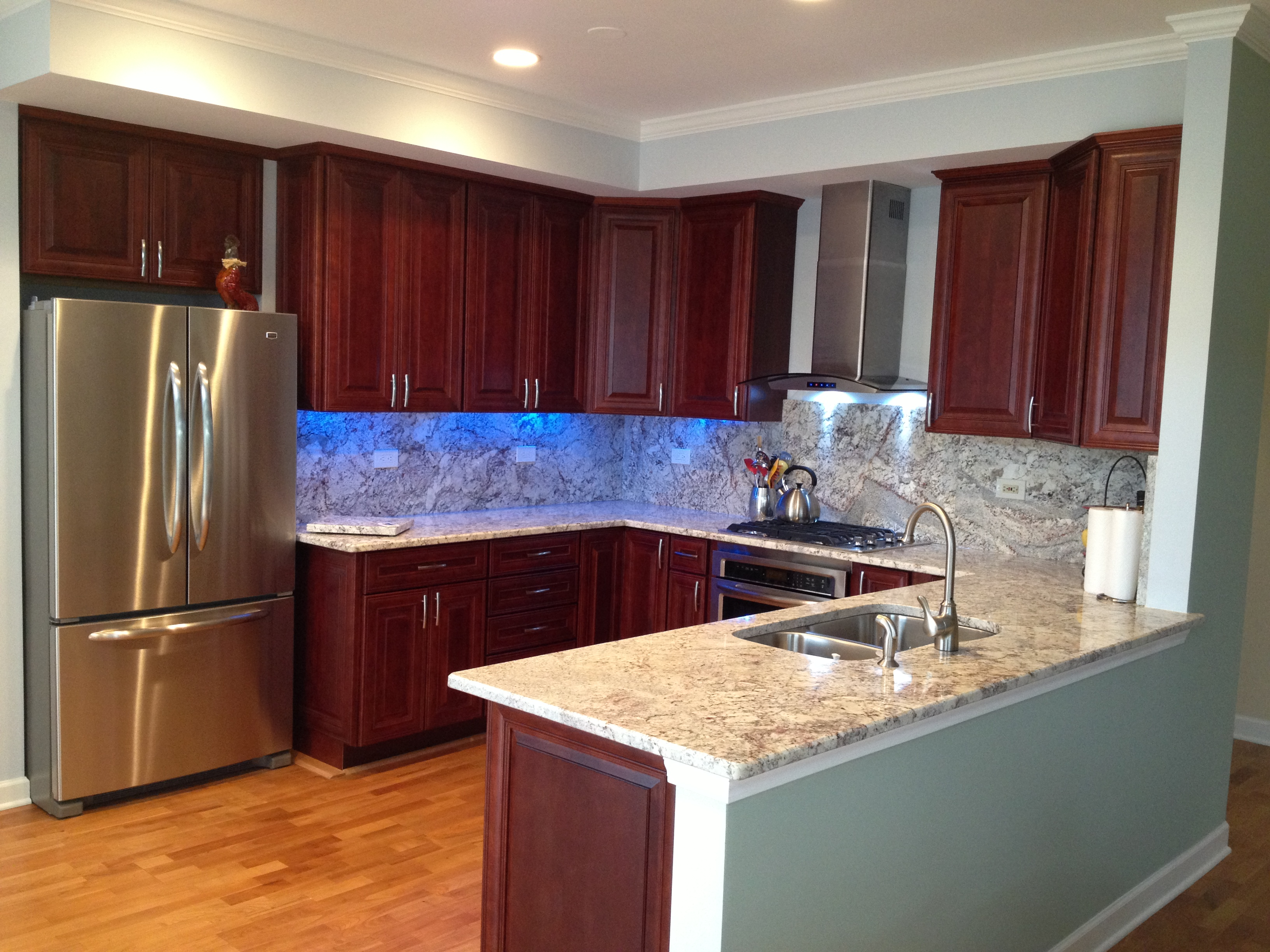install youtube video watch installation lazy kitchen countertop countertops granite